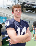 Penn State Football: Clifford Enjoying His Moment In Spotlight, Even If It's Almost Over